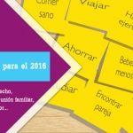 Prepósitos para cumplir en el 2016
