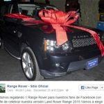 Falso sorteo para ganar una camioneta se hace viral en Facebook