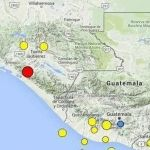 Sismo de magnitud 6.4 sacude Chiapas