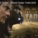"""""""La leyenda de Tarzán"""" ya tiene su tráiler oficial"""
