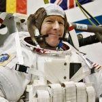 """Astronauta llama a """"número equivocado"""" desde el espacio"""