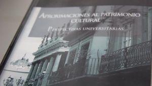 Aproximaciones al patrimonio cultural