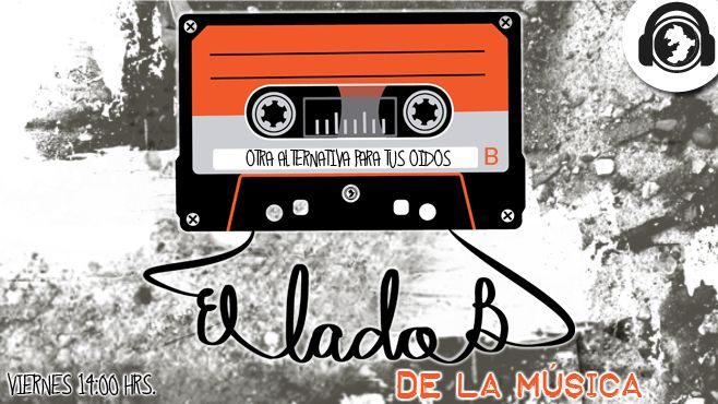 "Photo of El Lado B de la Música ""otra alternativa para tus oídos"" – Podcast 11-03-2016"
