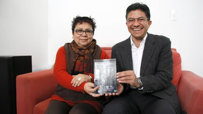 Dra. Carlota Meneses y Dr. Morelos Torres