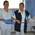SSG refuerza capacitación de enfermeras y enfermeros de los 46 municipios