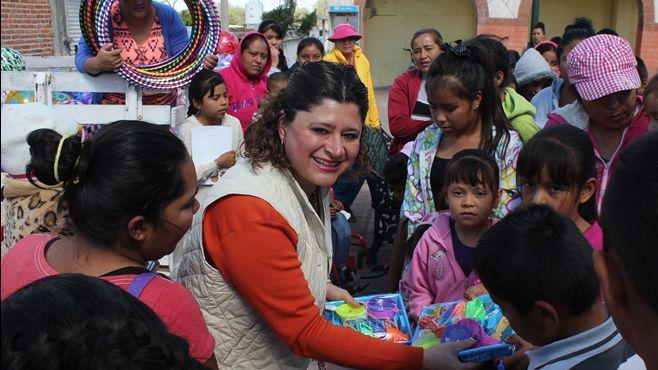 """Photo of """"Ya se acabó la campaña"""", Larisa Solorzano Villanueva"""