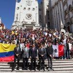 Participan más de 300 estudiantes en programa de intercambio de la UG
