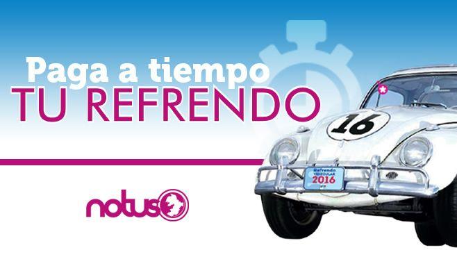 Comprobante De Pago De Refrendo 2016   newhairstylesformen2014.com