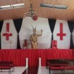 ¡Controversial Iglesia para adorar a Satanás en Colombia! (Video)