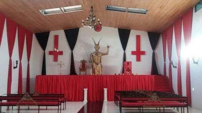 Photo of ¡Controversial Iglesia para adorar a Satanás en Colombia! (Video)