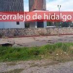 """Da tristeza, da mucha tristeza"": Corralejo ""cuna de Hidalgo"""
