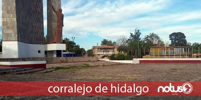 Corralejo de Hidaldo fotos tomadas 30 de enero 2016.
