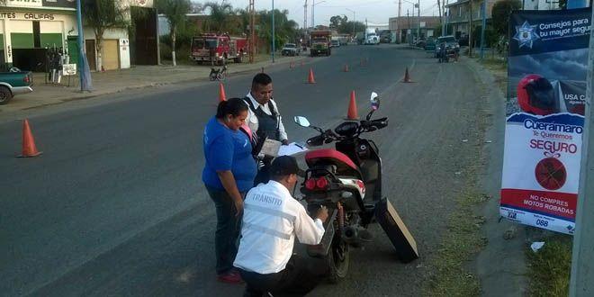 Photo of Cuerámaro, Te queremos Seguro: 7 accidentes y 6 incendios