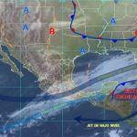 Temperaturas frías durante la mañana y noche, bajo potencial de lluvias para el estado