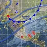 Se mantiene el clima frío, aumenta el potencial de lluvias para las regiones altas
