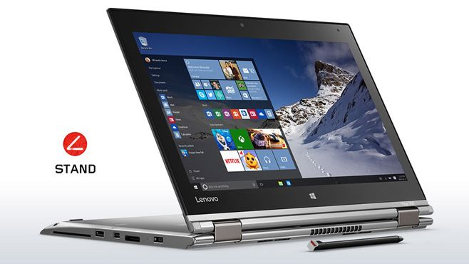 Photo of Prueba la Lenovo ThinkPad Yoga 260