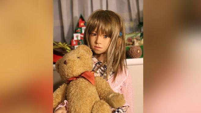 Photo of Genera polémica empresa que crea muñecas de niñas para pedófilos