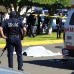 """Delincuente muerto, era """"chilango""""; hay 2 policías auxiliares detenidos"""