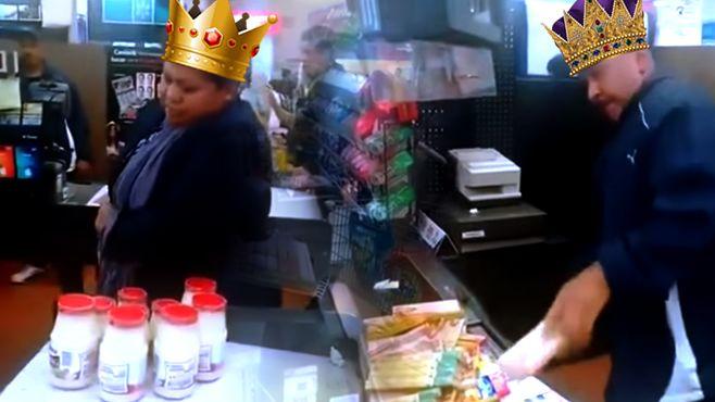 """Photo of Sorprenden a los """"rateros magos"""" en Walmart"""
