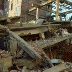 Tiembla en la India: 14 muertos y 200 heridos