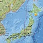 Sismo de 6.7 sacude a Japón; descartan tsunami