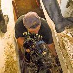 """Detrás de un espejo, último túnel de """"El Chapo"""""""