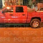 Recuperan en Pénjamo, una camioneta con reporte de robo vigente