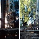 Perfora JAPAMI pozo en Ciudad Industrial