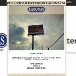 "Empresa de publidad exterior Lagunas SC ""defrauda"" a irapuatenses"