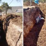 Construye JAPAMI colector pluvial en zona norponiente