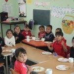 Buena atención a niños de preescolar en Dif