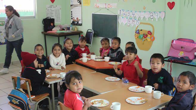 Photo of Buena atención a niños de preescolar en Dif