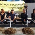 Suspenden obras en Tajamar