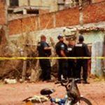 Semi enterrado y encobijado en predio de Santa Ana Pacueco