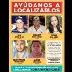 Hallan restos de dos desaparecidos en Tierra Blanca