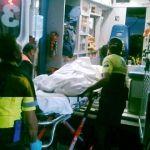 Dos niñas resultaron quemadas cuando dormían; estaban envueltas en una cobija