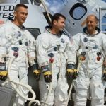 """Los astronautas del Apolo 10 escucharon """"música rara"""" en la cara oculta de la Luna"""