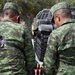63 detenidos, granadas y lanzagranadas por Ejército Mexicano de Guanajuato