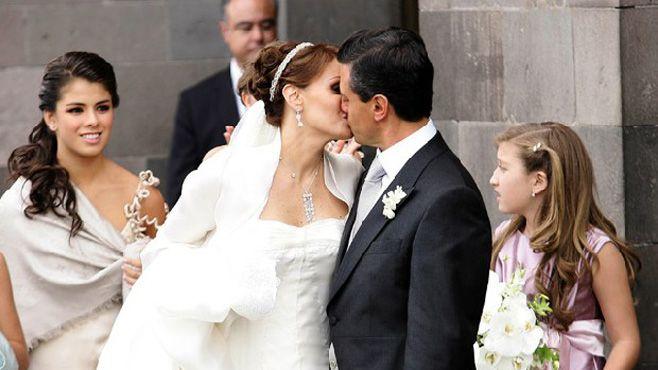 Photo of El oscuro secreto de la boda de Enrique Peña Nieto y Angélica Rivera