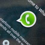 Alerta de fraude por WhatsApp