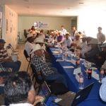 Se reúnen comisariados ejidales en Abasolo