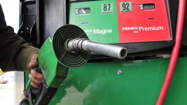 Como quejarse en habiendo vertido poco la gasolina