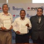 Firman Convenio de Colaboración para la Consulta Pública en Santa Ana Pacueco