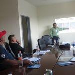 """Reciben funcionarios plática informativa de """"Mejora Regulatoria"""" en Cuerámaro"""