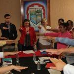 Integran oficialmente el Comité de Salud COMUSA Pueblo Nuevo