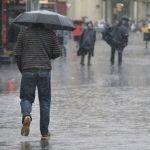Se prevén lloviznas acompañadas de actividad eléctrica en municipios del sur del estado de Guanajuato