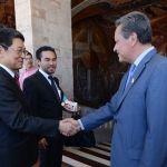 Recibe Ricardo Ortiz a nuevo CEO de Mazda
