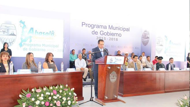 Photo of Presenta Samuel Amezola acciones de Plan de Gobierno
