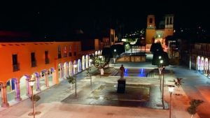 Plaza Principal Constitución