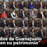 """""""Diputados de Guanajuato esconden su patrimonio"""""""